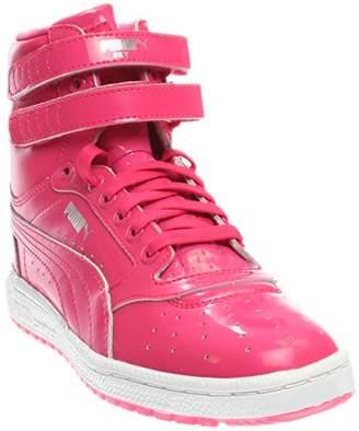 Puma Kids' Sky II HI Patent JR Sneaker