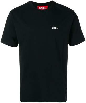 032c Paradise back print T-shirt