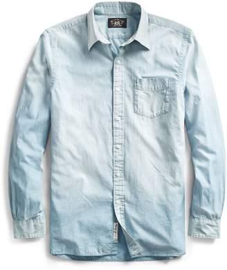 Ralph Lauren Chambray Poplin Dress Shirt