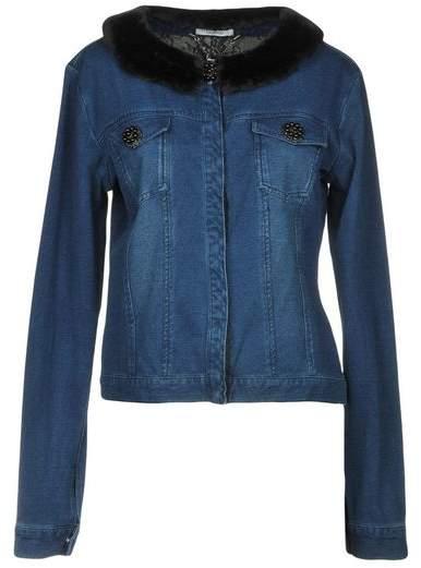 LUCKY LU Milano Denim outerwear
