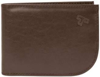 Travelon Leather Safe ID Front-Pocket Wallet