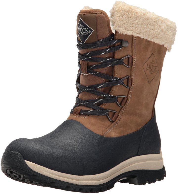 Muck Boot Women's Arctic Apres Lace Winter Boot