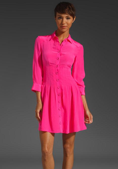 Nanette Lepore Heartbreaker Dress
