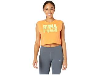 Puma Sleeveless Crop Top Women's Clothing