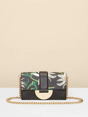 Diane von Furstenberg Bonne Journee Halfmoon Bag