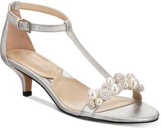Adrienne Vittadini Kalina Dress Sandals Women's Shoes