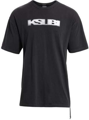 Ksubi Sign Of The Times Logo Tee