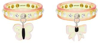 Miu Miu Vintage ribbon bangle set