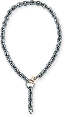 Grazia And Marica Vozza Marianne Chain Y-Drop Necklace