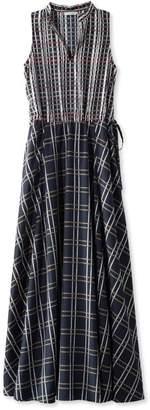 L.L. Bean L.L.Bean Signature Maxi Dress, Print