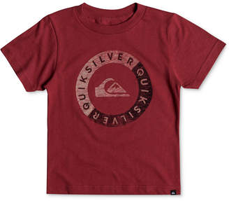 Quiksilver Graphic-Print Cotton T-Shirt, Toddler Boys