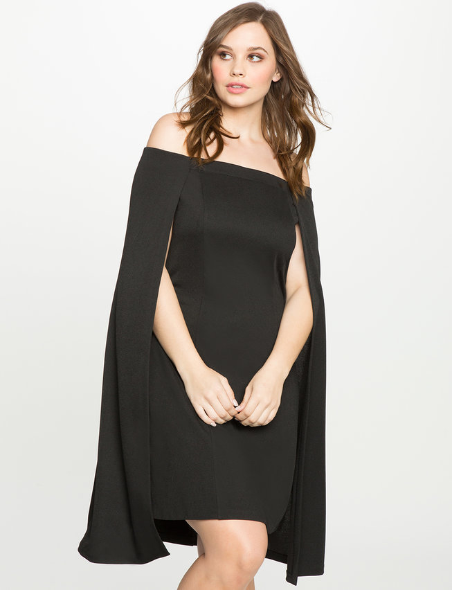 My 9 Favorite Cape Dresses For The Holiday Party Season  www.toyastales.blogspot.com