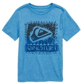 Quiksilver Lazer Cut Graphic T-Shirt