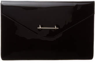 M2Malletier Patent Envelope Clutch
