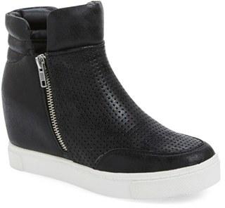 Steve Madden 'Linqsp' Wedge Sneaker $89.95 thestylecure.com
