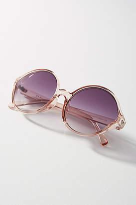 Anthropologie Marica Round Sunglasses