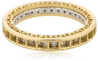 DAY Birger et Mikkelsen Rotating 18kt Gold & Diamonds Ring