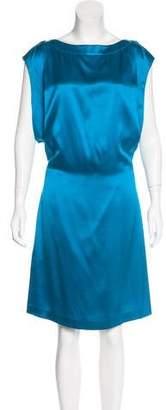Nina Ricci Silk Midi Dress