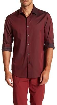 Perry Ellis Solid Slim Fit Shirt