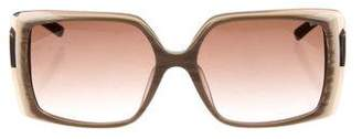 Gianfranco Ferre Square Acetate Sunglasses