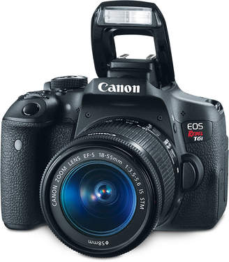 Canon Eos Rebel T6i Ef-s Kit