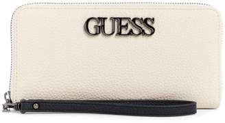 GUESS Large Uptown Continental Wallet