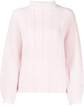 Peserico ribbed knit jumper
