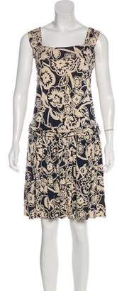 Diane von Furstenberg Kadence Sleeveless Knee-Length Dress