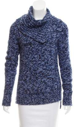 Derek Lam Cashmere High-Low Sweater