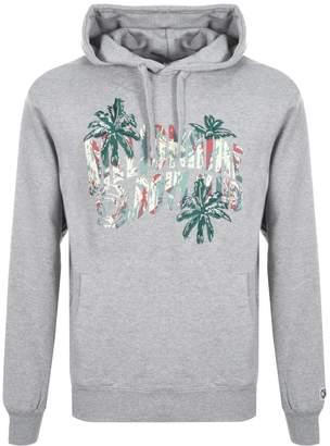 Billionaire Boys Club Palm Tree Logo Hoodie Grey