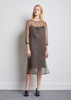 La Garçonne Moderne Didion Organza Dress
