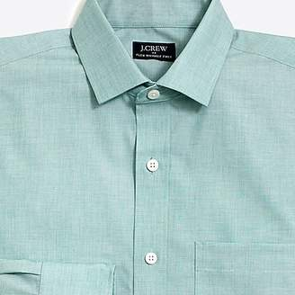 J.Crew Mercantile Thompson slim-fit flex wrinkle-free dress shirt