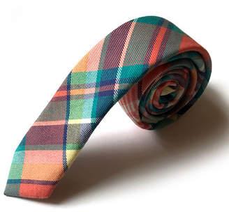 Appaman Boys' Woven Plaid Tie