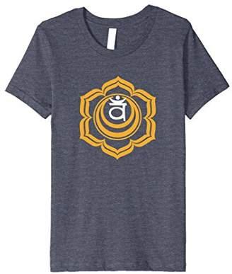 Yoga T-shirt Swadhisthana Sacral Chakra Tee