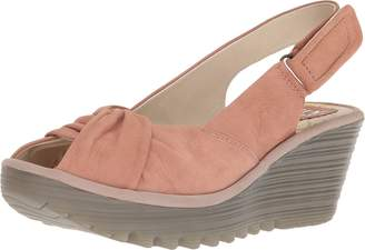 Fly London Women's Yata820fly Wedge Sandal