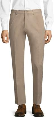 Armani Collezioni Men's Cotton Trousers