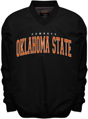 NCAA Men's Franchise Club Oklahoma State Cowboys Members Windbreaker Pullover