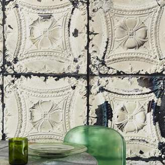 The Orchard Brooklyn Metal Tins Wallpaper By Merci