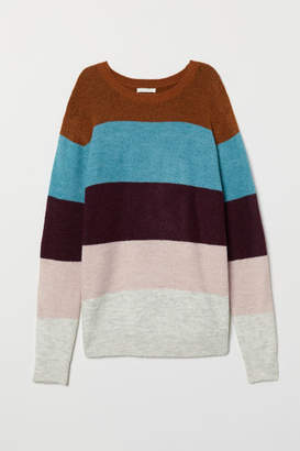 H&M MAMA Knit Sweater - Turquoise
