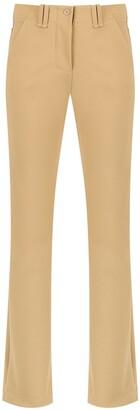 Gloria Coelho slim-fit trousers
