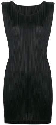 Pleats Please Issey Miyake pleated vest top