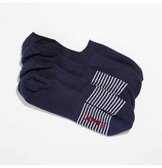 Levi's 2 Pack No Show Socks