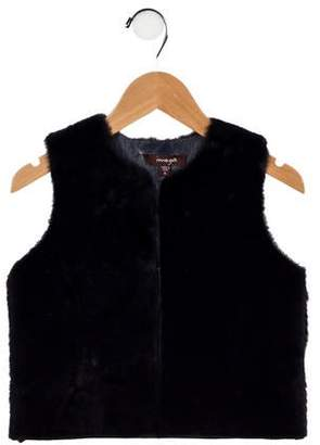 Imoga Girls' Faux Fur Vest