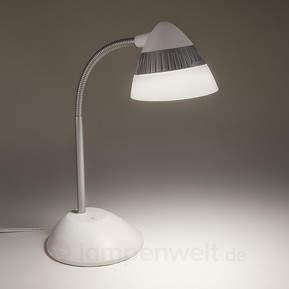 Schöne LED-Schreibtischleuchte Cap