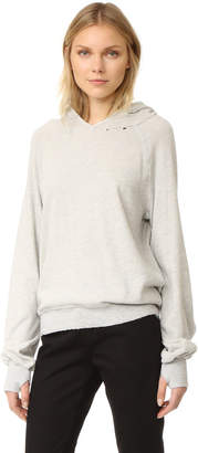Pam & Gela Hollywood Hoodie $165 thestylecure.com