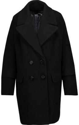 Marc by Marc Jacobs Max Wool-Blend Felt Coat $698 thestylecure.com