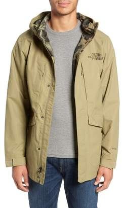 The North Face El Misti Trench II Hooded Jacket