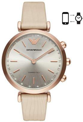 Emporio Armani (エンポリオ アルマーニ) - EMPORIO ARMANI (W)GIANNI T-BAR/ART3020 ウォッチステーションインターナショナル ファッショングッズ