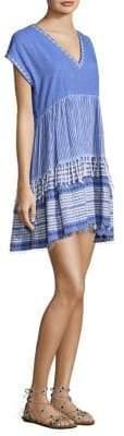 Lemlem Izara Fringe Dress