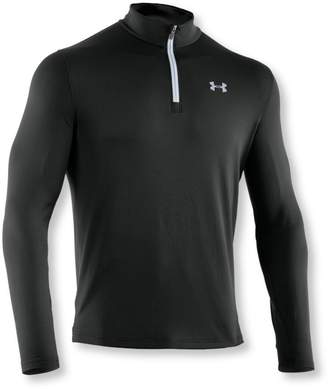 L.L. Bean L.L.Bean Men's Under Armour ColdGear Infrared Evolution, Quarter-Zip
